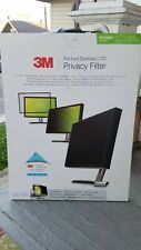 "3M Framed Desktoo LCD ""Privacy Filter"" - 12.5 IN. × 20.8 IN. Widescreen"