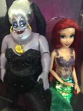 Disney D23 Expo 2015 Ariel and Ursula Fairy Tale Designer Doll Set, #2637