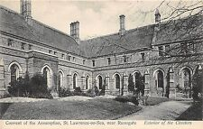 BR59368 convent of the assumption st lawrence on sea near ramsgate   uk