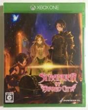 Stranger of Sword City XboxOne Experience Used Japan Import 2016 RolePlaying