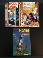 Usagi Yojimbo Color Special #s 1-3 (Fantagraphics, 1991) Complete- High Grade NM
