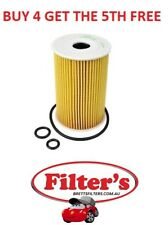 OIL FILTER FOR VOLKSWAGON POLO 1.6L 6R TURBO DIESEL  66TDI 4CYL CAYB D 2010-