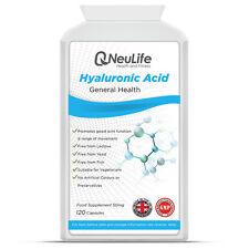 Acido IALURONICO - 50 mg - 120 capsule