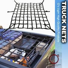 GMC 66-88 8' PICKUP Standard Bed Box Heavy Duty Truck Cargo Net Tie-Down w/Hooks