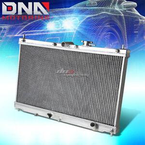 FOR 1990-1993 HONDA ACCORD/-1996 PRELUDE 2.2L MT 2-ROW ALUMINUM RACING RADIATOR