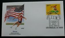 USA  First Day Cover issue 1991.