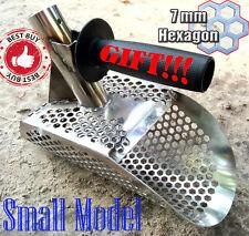 !NEW *KREPISH v2* Beach Sand Scoop Stainless Steel Metal Hunting Detector Tool
