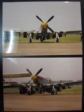 Photo North American Aviation P-51 Mustang Open Dag KLu Vlb Volkel 1995