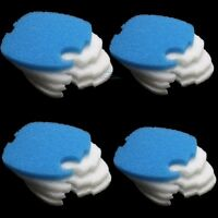 16PCS Aquarium Filter Pads for SUNSUN/ GRECH/ HW-303B Canister