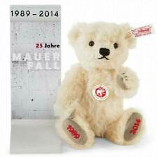 Steiff Fall of the Berlin Wall Bear 19 cm. EAN 673993