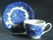 Wedgwood WOODLAND Breakfast Cup & Saucer 2188243