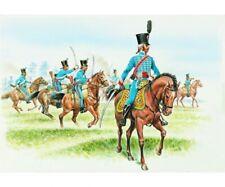 Italeri   1:72 - 6008, Französische Husaren 1. Regiment, 17 Reiter mit Pferd