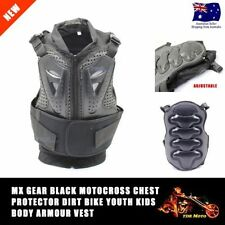 Black Motorcycle Body Armour & Protectors