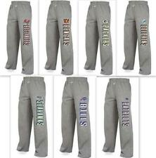 Zubaz NFL Intentionally Distressed Sweatpants, Various Teams and Sizes