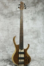 New Ibanez BTB745-NTL Natural Low Gloss Electric Bass Guitar From Japan