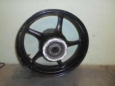 yamaha  xj6f  diversion  rear wheel (2011)