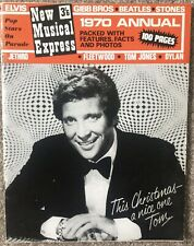 More details for new musical express 1970 annual 100 pages