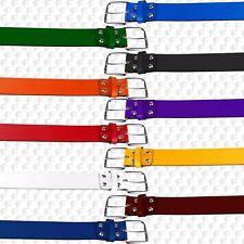 Champro Leather Baseball Belt, Baseball, Fastpitch, Softball, Belts