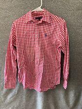 Lot Of 3 Men's Shirts Polo Ralph Lauren, Under Armor, Columbia. Used. Medium.