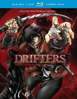 Drifters: The Complete Series [New Blu-ray] Oversize Item Spilt , With DVD, Bo