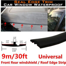 3M T-Type Car Front Rear Windshield Sunroof Sealing Seals Edge Strip Trim Rubber