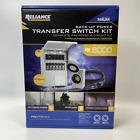 Brand New! Reliance Controls 6-Circuit Backup Power Transfer Switch Kit 306LRK