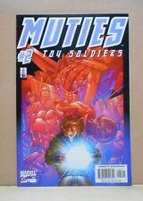 MUTIES #2 of 6 2002 Marvel 9.0 VF/NM Uncertified Anthology stories of Mutants