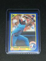 1990 Score Baseball MARQUIS GRISSOM RC #591 Montreal Expos ROOKIE CARD MINT