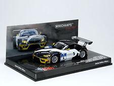 Bmw z4 gt3 e89 24h ADAC nurburgring 2011 #4 Schubert Minichamps 437112904 1:43