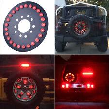Spare Tire LED Third Brake Light Fit For Jeep Wrangler YJ TJ JK JL 1987-2019