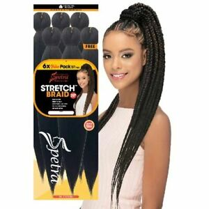 """SPECTRA SPETRA PRE-STRETCHED EZ BRAID 25"""" (6 X Value Pack ) UK SELLER FAST SHIP"""