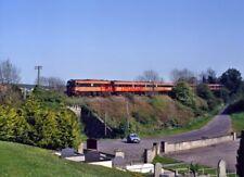 PHOTO  IRISH RAILWAY - CIE LOCO NO  047 JERRETTSPASS 16.05.1992
