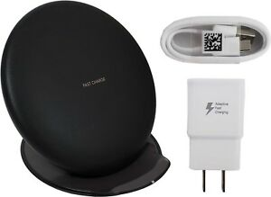 Samsung EP-PG950 Fast Charge Convertible Wireless Charging Stand Pad 2A USB-C Qi