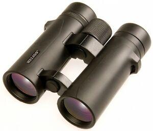 Helios Nitrosport 10 x 42 Roof Prism Full Size Binoculars #30215 (UK Stock) BNIB