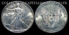 USA One Dollar 1 OZ 1987 Argent/ Silver