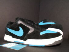 2007 Nike Dunk ZOOM AIR REGIME SB BLACK PEACOCK BLUE TEAL WHITE 314067-031 NEW 8