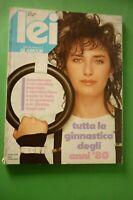 Ella Glamour Abril 62/1982 Nicole Smith + Moda Joven Fashion Especial Zapatillas