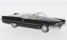 1:43 NEO 1970 Cadillac Deville Convertible black NEO47146