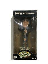 Joey Ramone RAMONES2002 with box NECA Head Knockers bobbleheadUPC 00575464 22