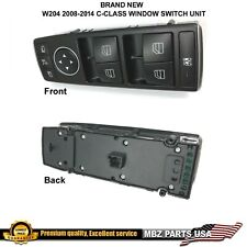 Window Electric Power Switch Driver Side Mercedes A2128208310 C300 C250 C350 New