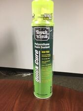 Touch 'n Seal Quick Cure Polyurethane Foam Sealant 24oz can/12 cans