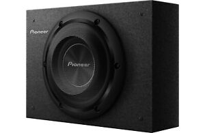 "Pioneer TS-A2000LB 700 Watts 8"" Under Seat Shallow Truck Subwoofer Box Enclosure"