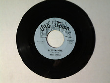 "The Earls 45 rpm ""Remember Then"" OLD TOWN 1130"