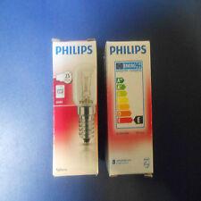 2 Stück Backofenlampe 25W E14 von PHILIPS Glühlampe Glühbirne  T25