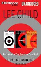 Lee CHILD / JACK REACHER Collection VOL_3  [ Audiobook ]