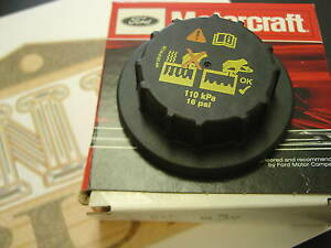 Ford F-250 - F-550 Super Duty Radiator Coolant Tank CAP new OEM 9C3Z-8101-B