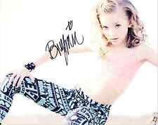 Brynn Rumfallo 3 signed Dance Moms  8X10 photo picture poster autograph RP