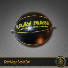 KRAV MAGA PREMIUM PU LEATHER SPEED BALL