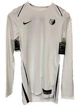 Men's Nike Dry NBA Memphis Grizzlies Long Sleeve T-Shirt Size LARGE 896426 100