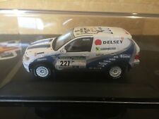 BMW  X5 paris -dakar 2003  1/43
